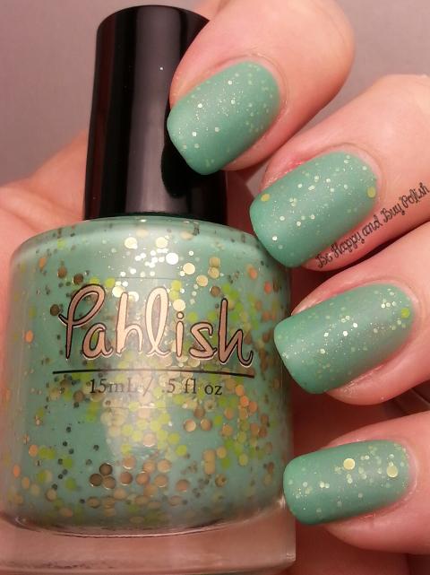 Pahlish Drink the Sea | Be Happy And Buy Polish