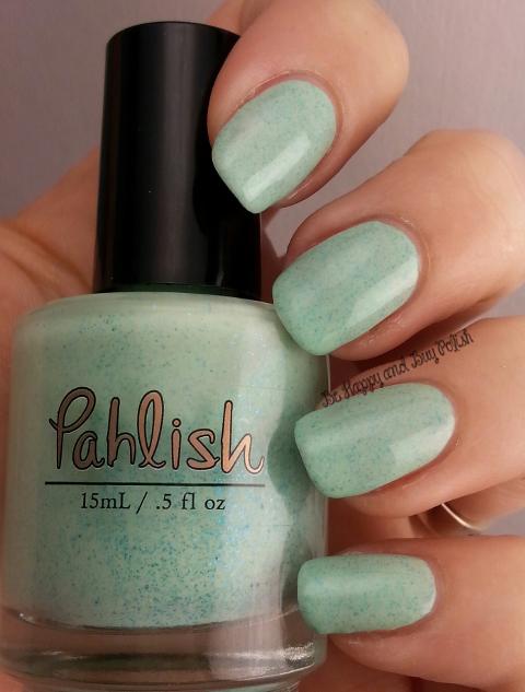 Pahlish Minty Fresh | Be Happy And Buy Polish