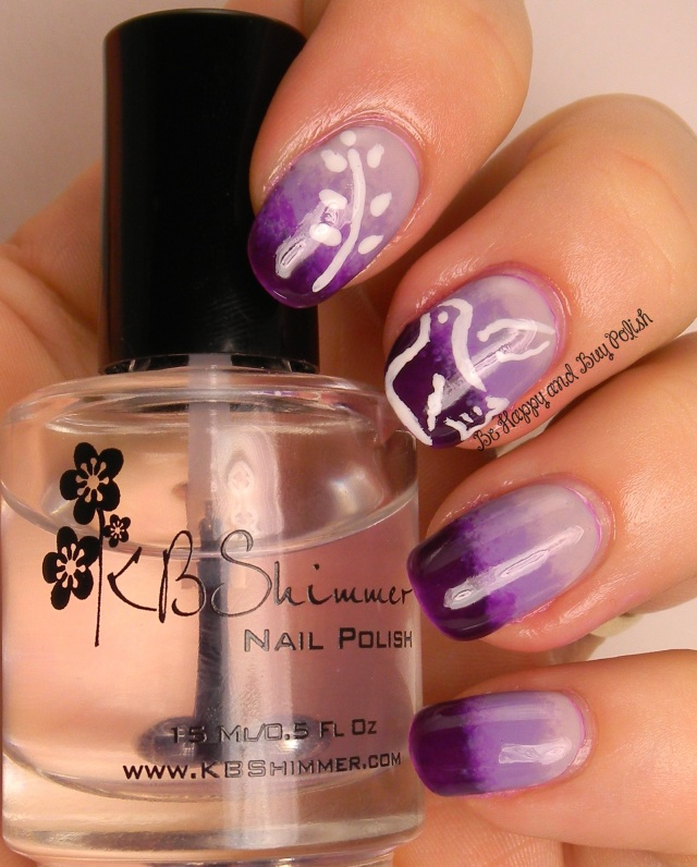 Wear Purple for Peace | Be Happy And Buy Polish