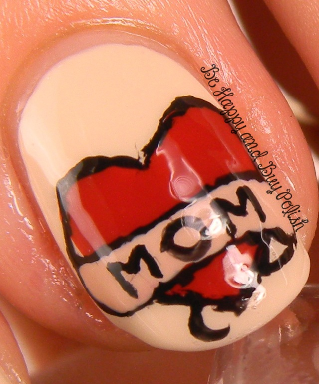"Sailor Jerry Tattoo ""Mom"" | Be Happy And Buy Polish"