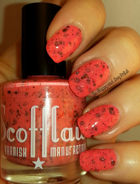 Scofflaw Nail Varnish Your Cat Ain't Cute   Be Happy And Buy Polish