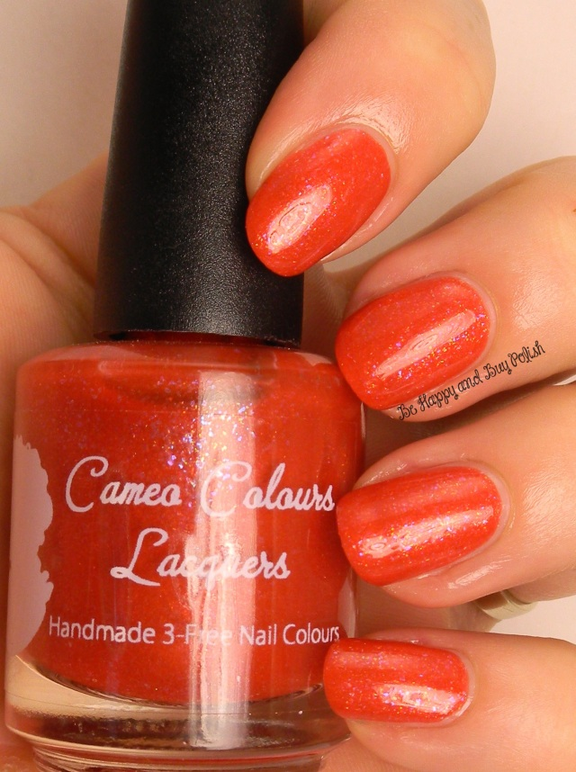 Cameo Colours Mazapan | Be Happy and Buy Polish