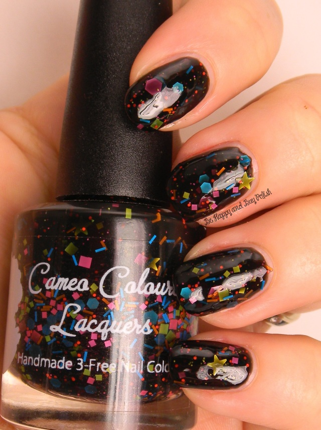 Cameo Colours Neon Lit Nights | Be Happy And Buy Polish