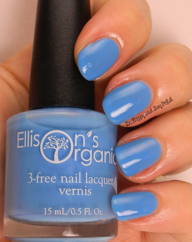 Ellison's Organics Cast Your Care-ibbeans Away | Be Happy And Buy Polish