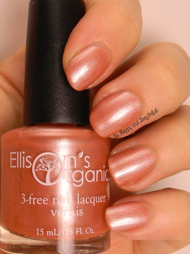 Ellison's Organics Prairie Paintbrush | Be Happy And Buy Polish