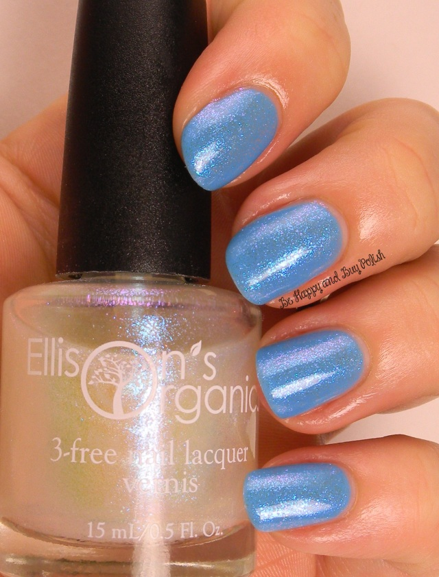 Ellison's Organics Swing Shift | Be Happy And Buy Polish