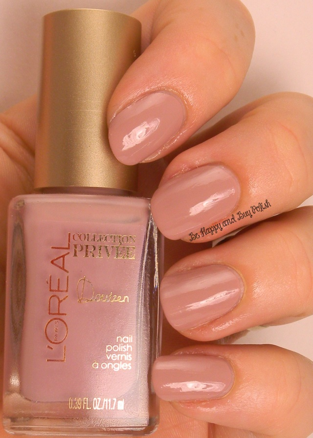 L'Oreal Doutzen's Nude | Be Happy And Buy Polish