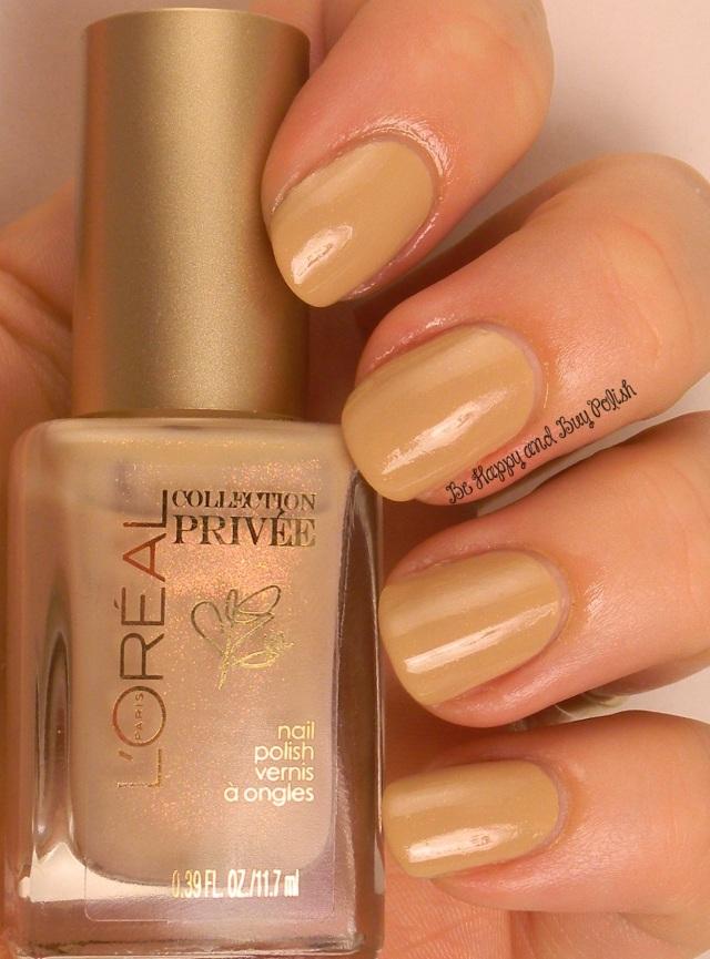L'Oreal Eva's Nude | Be Happy And Buy Polish