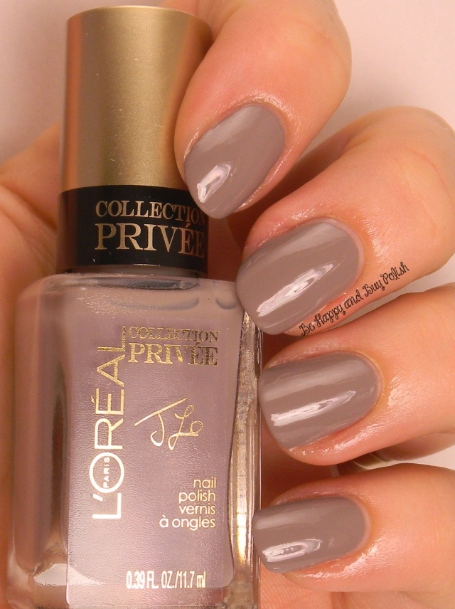 L'Oreal JLo's Nude | Be Happy And Buy Polish