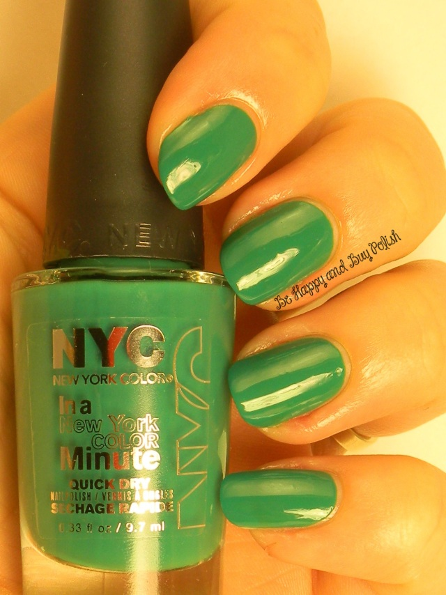 NYC New York Color  Palm on the Beach | Be Happy And Buy Polish
