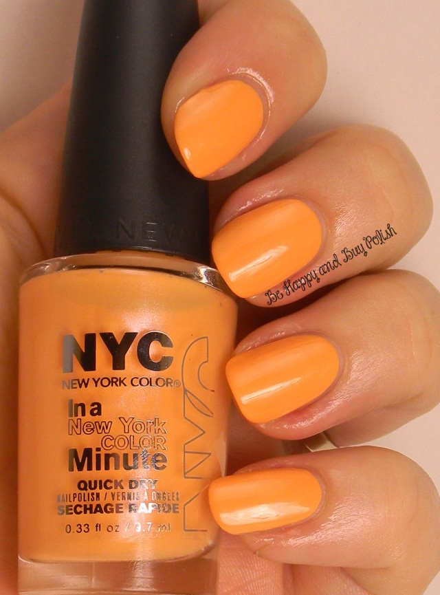 NYC New York Color Sweet Melon | Be Happy And Buy Polish