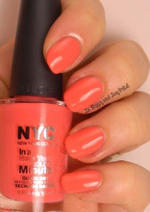 NYC New York Color Tropicoral | Be Happy And Buy Polish