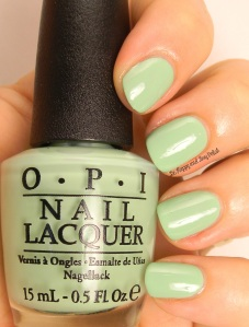 OPI Feel the Moheatoes | Be Happy And Buy Polish