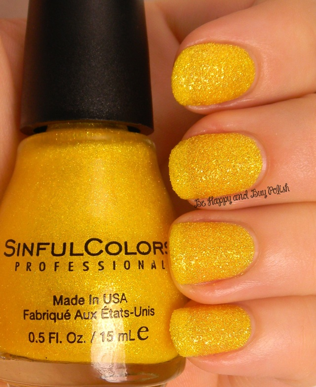 Sinful Colors Face the Facets | Be Happy And Buy Polish
