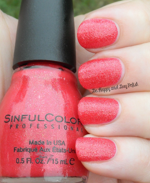 Sinful Colors Ruby Mine | Be Happy And Buy Polish