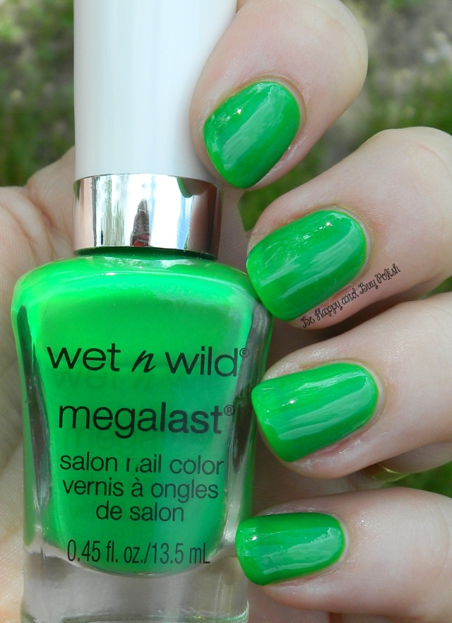 Wet n Wild Contact High | Be Happy And Buy Polish