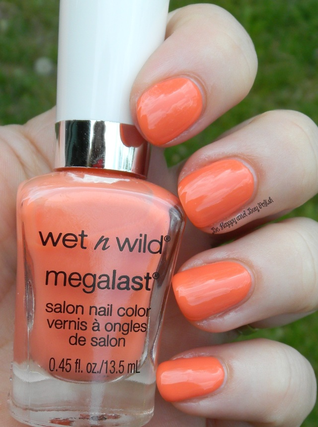 Wet n Wild Love Me Some Muscles | Be Happy and Buy Polish Muscles