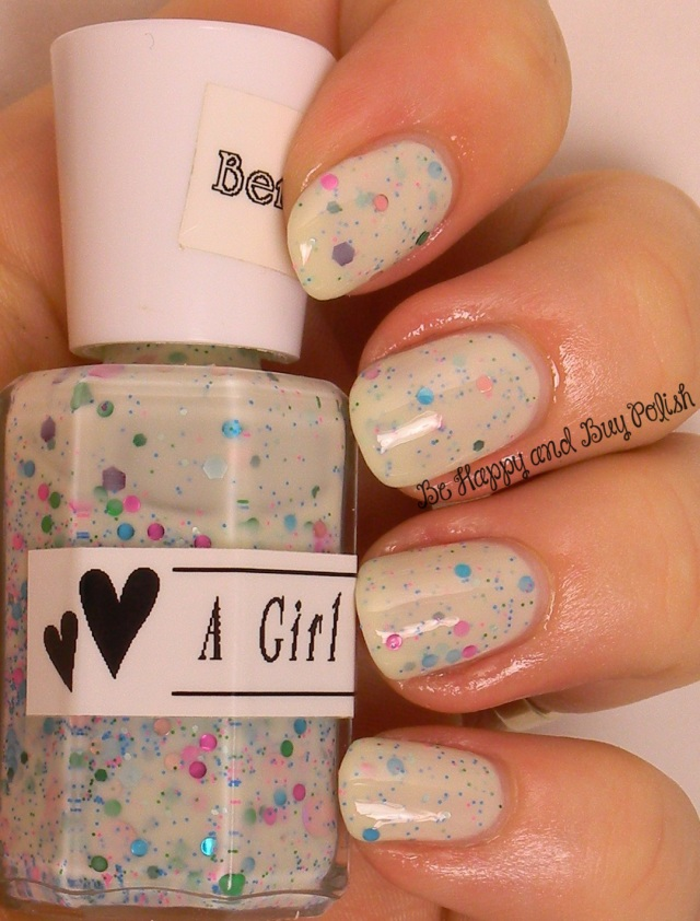 A Girl Obsessed Berry Mojito | Be Happy And Buy Polish