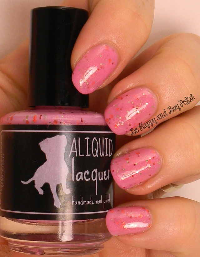 ALIQUID Lacquer Cherry Festival | Be Happy And Buy Polish http://wp.me/p3n4zP-1oc