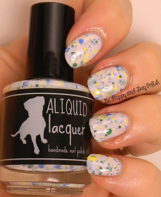 ALIQUID Lacquer Wolverine Loves Spartan | Be Happy And Buy Polish http://wp.me/p3n4zP-1oc