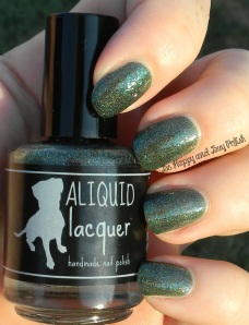 ALIQUID Lacquer Yooper | Be Happy And Buy Polish