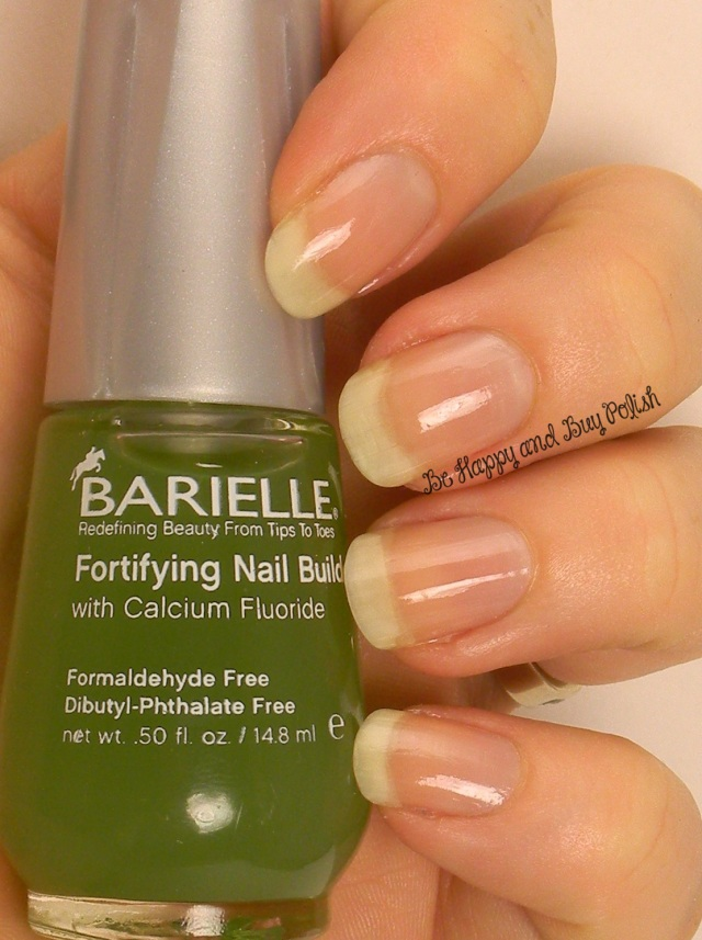 Barielle Fortifying Nail Builder | Be Happy And Buy Polish