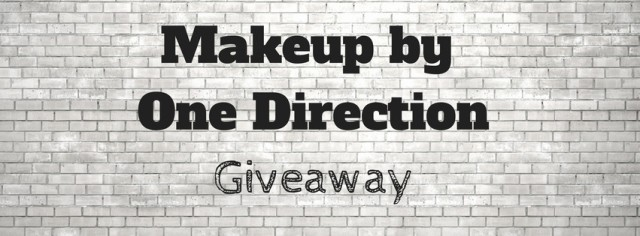 Makeup by One Direction Giveaway | Be Happy And Buy Polish