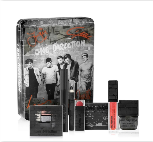 Makeup by One Direction Midnight Memories | Be Happy And Buy Polish