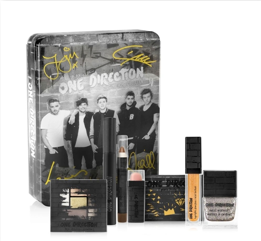 Makeup by One Direction Take Me Home | Be Happy And Buy Polish