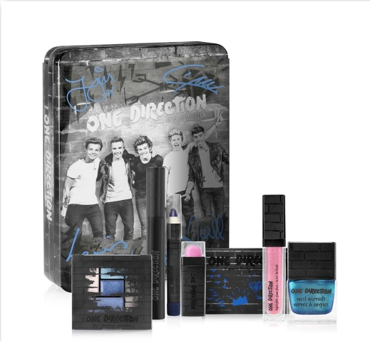 Makeup by One Direction Up All Night | Be Happy And Buy Polish