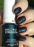 OMD2 Nail Art Duochrome | Revlon Persuade, Beguile | Be Happy And Buy Polish