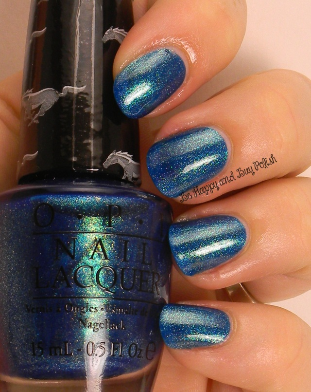 OPI The Sky's My Limit | Be Happy And Buy Polish