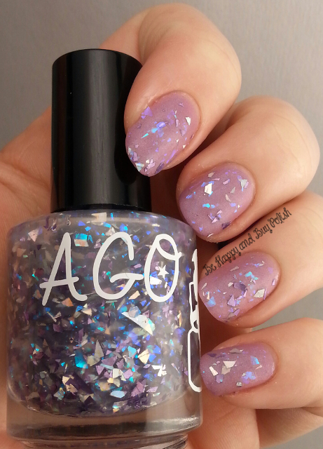 A Girl Obsessed Fractured Spirit | Be Happy And Buy Polish