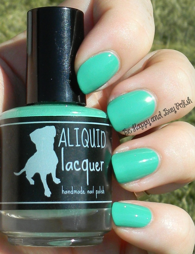 ALIQUID Lacquer Lovely Rita | Be Happy And Buy Polish