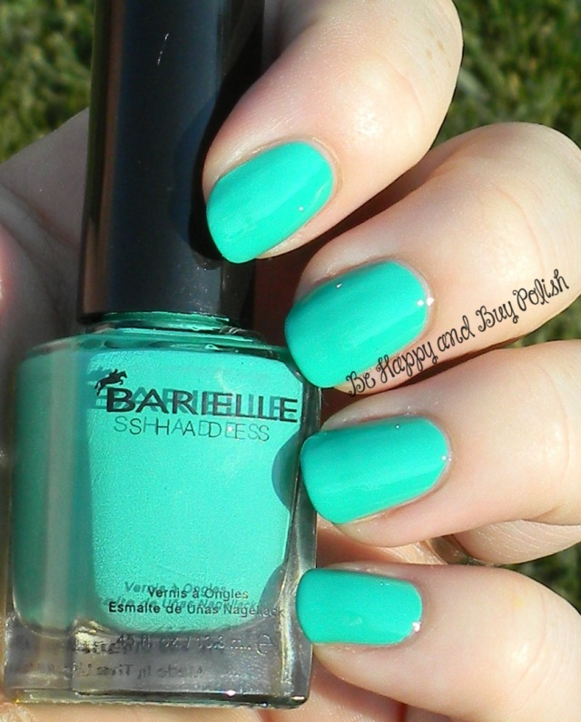 Barielle Head of the Class Green | Be Happy And Buy Polish