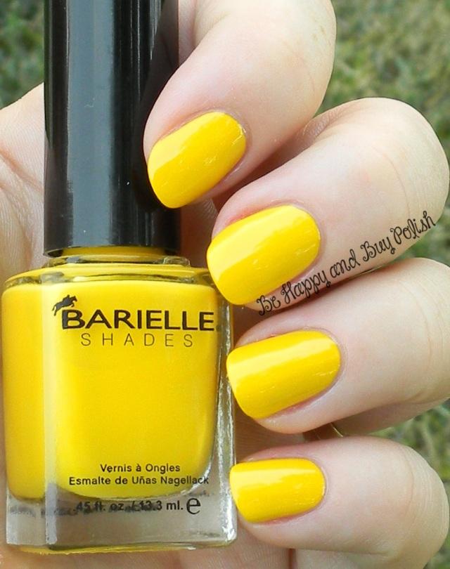 Barielle LemonDrops | Be Happy And Buy Polish