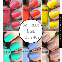 Barielle nail polish swatches