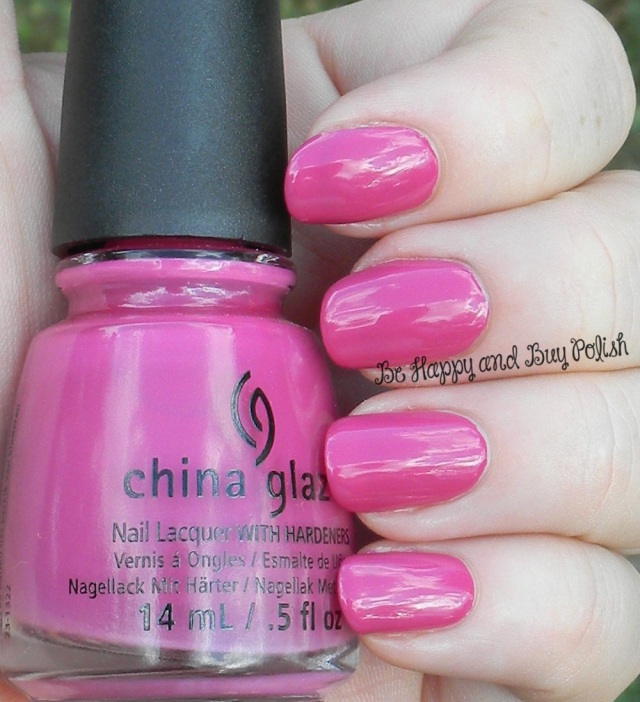 China Glaze Dune Our Thing | Be Happy And Buy Polish