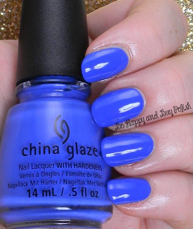 China Glaze I Sea the Point | Be Happy And Buy Polish