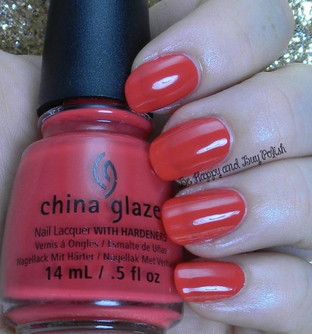 China Glaze Seas the Day | Be Happy And Buy Polish