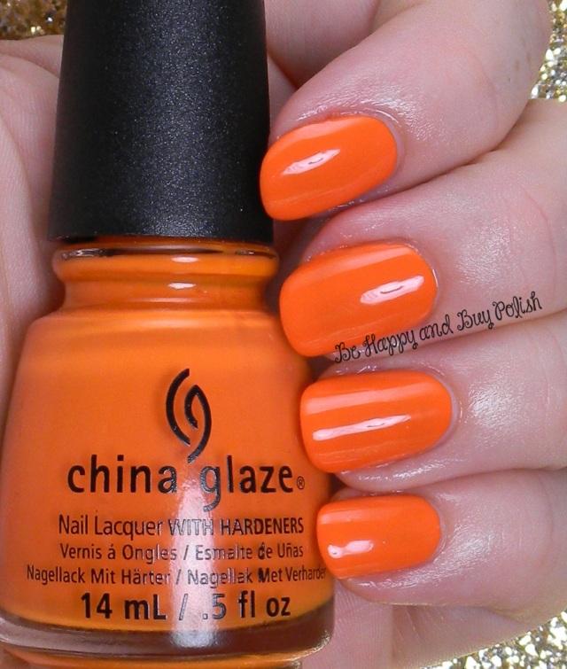 China Glaze Stoked to be Soaked | Be Happy And Buy Polish