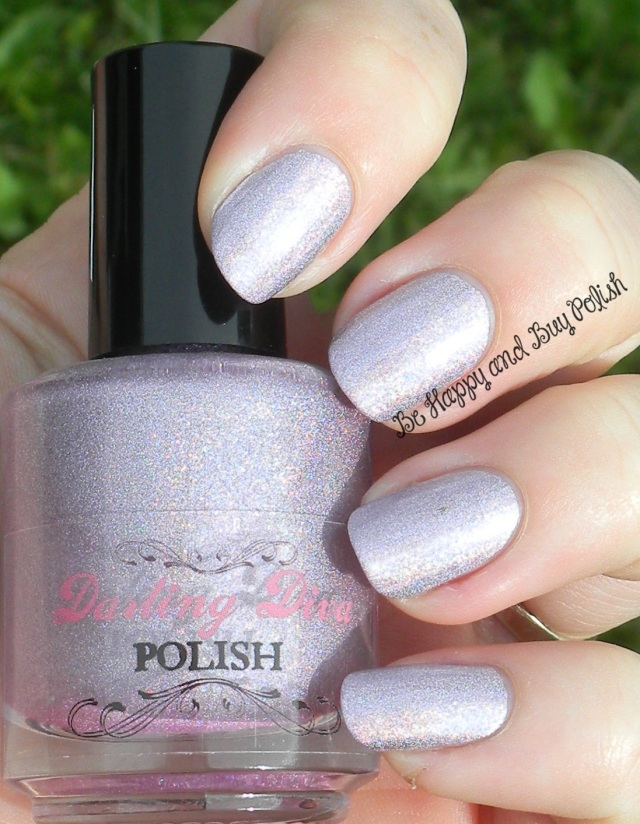Darling Diva Polish Pink Diamond | Be Happy And Buy Polish