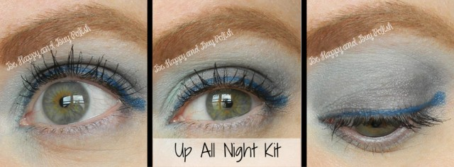 Makeup By OneDirection Up All Night look | Be Happy And Buy Polish