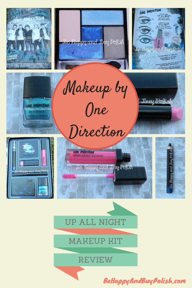 Makeup by One Direction | Be Happy And Buy Polish