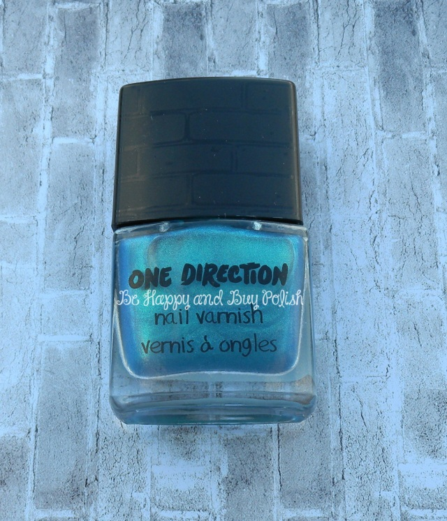 Makeup by One Direction nail polish | Be Happy And Buy Polish