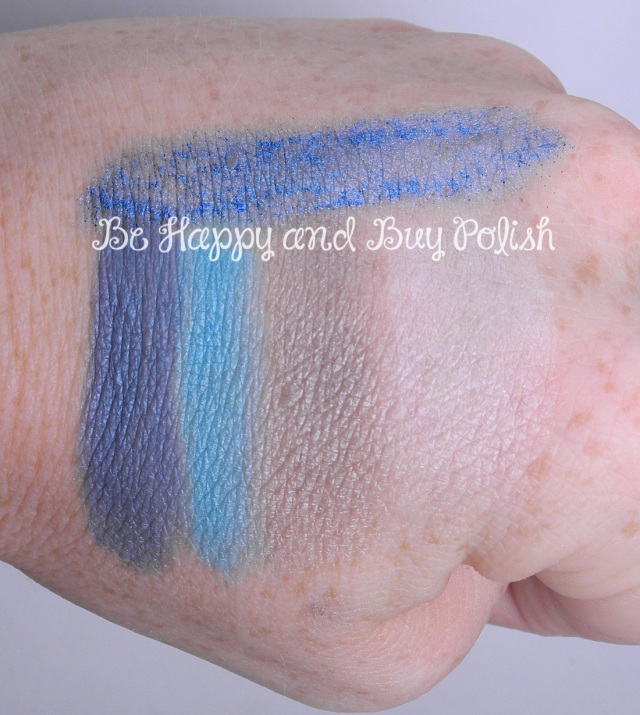 Makeup By OneDirection Up All Night Kit eyeshadows | Be Happy And Buy Polish
