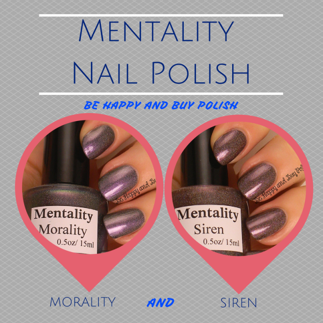 Mentality Morality and Siren | Be Happy And Buy Polish