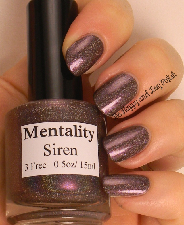 Mentality Siren | Be Happy And Buy Polish