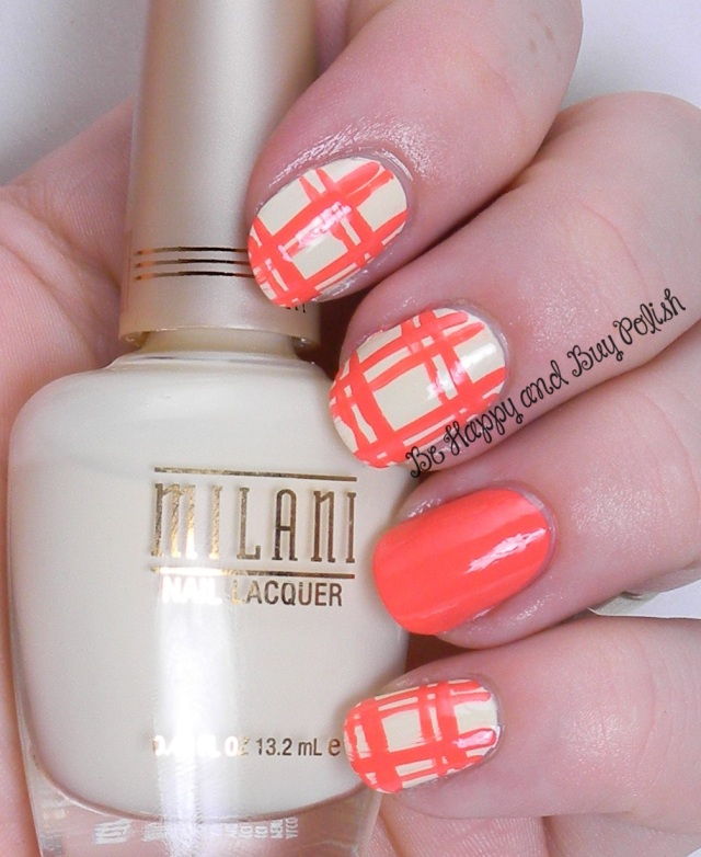 Milani Almond Bliss, Colorful Coral   Be Happy And Buy Polish