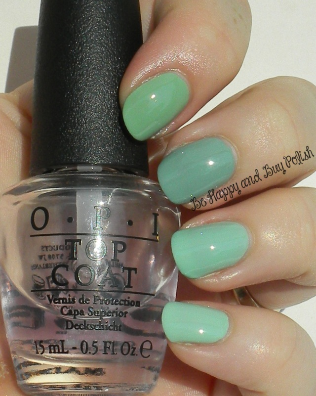 OPI Damone Roberts 1968, OPI Mermaid's Tears, OPI Hey Get In Lime, OPI Feel the Moheatoes | Be Happy And Buy Polish